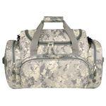 Custom Digital Camo Duffle Bag
