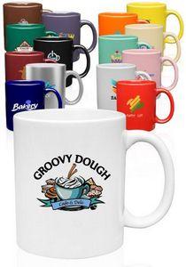 11 Oz. Traditional Coffee Mugs
