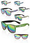 Custom Matte Woodgrain Finish Sunglasses
