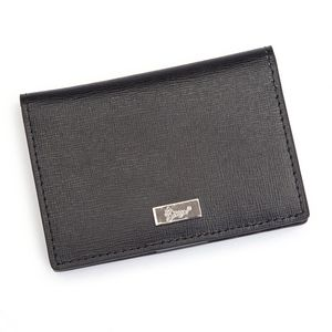 54d942a05fc7 Royce Leather RFID Blocking Coin and Credit Card Case Wallet in Saffiano  Genuine Leather - RFID-417-2 - IdeaStage Promotional Products