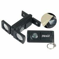 Survival Binoculars with Built-In Compass / Flashlight / Mirror / Magnifier