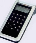 Shake-Rechargeable Calculator