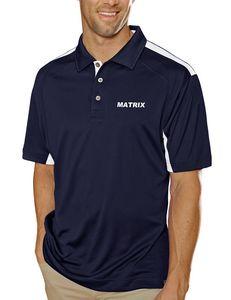 982bb602 Men's Matrix Big Ottoman Polo Shirt - KTM983 - IdeaStage Promotional  Products
