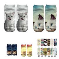 Lovely Gift Digital Print Socks