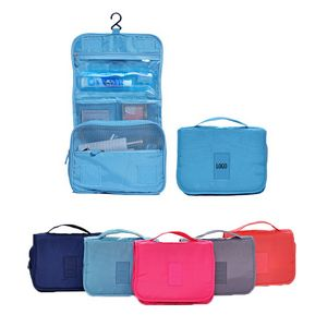Travel Hanging Toiletry Cosmetic Bag Makeup Kit Case Ssrjl7042 Ideastage Promotional Products
