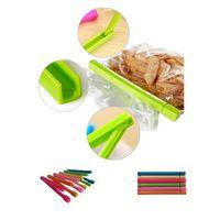 Colorful Food Bags Sealers