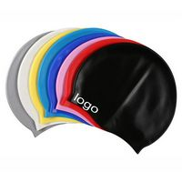 Adult Silicone Swimming Cap