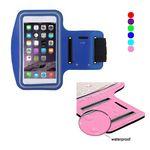 Custom Waterproof Neoprene Sport Cell Phone Armband Case Holder