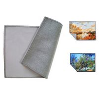 6x7 Rectangular Microfiber Terry Towel