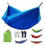 Custom Nylon Parachute Hammock