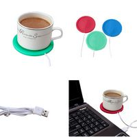 USB Heat Coaster