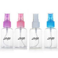 Transparent Spray Bottle