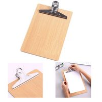 A4 Wood Clipboard