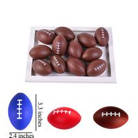 Foam Mini Football Stress Balls