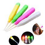 LED Transparent Ear Spoon