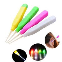 LED Transparent Ear Spoon