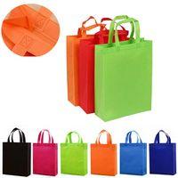 Non-woven Flat Tote Shopping Bag