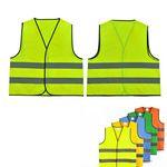 Custom Reflective Vest Safety Workwear