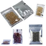 Clear Reclosable Mylar Bags