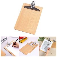 A5 Wood Clipboard