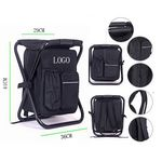 Custom Cooler Bag Fishing Chair Backpack