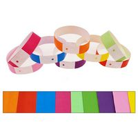 Disposable Paper Wristbands