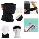 Face Mask Bandanas For Men Women With PM2.5 Filter