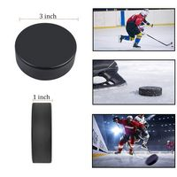 Official-Sized Hockey Puck