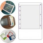 PVC Credit Card Business Card Magnifier/Bookmarks