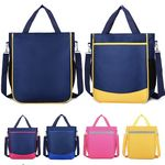 Custom Unisex Multifunctional Lightweight Messenger Bag Crossbody Shoulder With Straps And Handheld