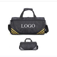 Polyester Gym Duffel Bag