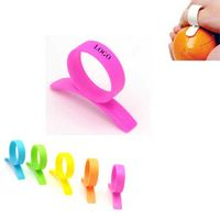 Ring Shape Fruit Peeler