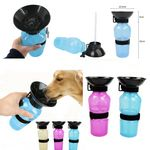 Custom Highwave AutoDog Mug Pet Water Bottle