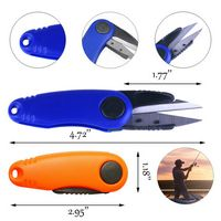 Portable Fishing Line Cutter Scissors