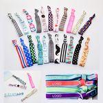 Custom Elastic Knotted Hair Band Wristband