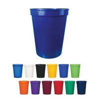 16oz. Plastic Stadium Cup