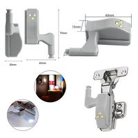 Inner Hinge Under Cabinet Sensor LED Lights