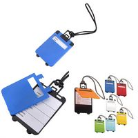 Suitcase Shaped Luggage Tag