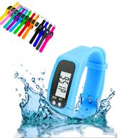 Multifunctional Sports Pedometer Watch