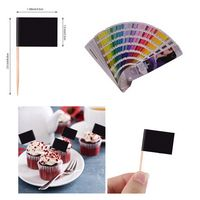 Custom Food Flags Toothpick