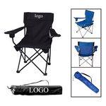 Custom Folding Beach Chair With Pouch