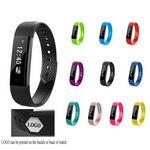 Custom Fitness Tracker Watch Wristband