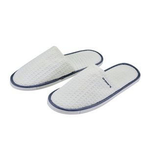 004902c95 Hotel Slippers   Disposable Waffle Slippers   Promotion Slippers   Closed  Toes Slippers - GTR21004 - IdeaStage Promotional Products