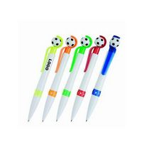Banner Pen w/Soccer Top