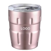 12OZ Double Wall Vacuum Stainless Steel Tumbler