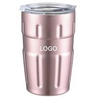 16OZ Double Wall Vacuum Stainless Steel Tumbler
