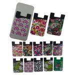 Custom Full Color Printed Cellphone Wallet