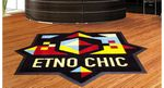 Custom DigiPrint HD Custom Shape Logo Mat (4' x 5')