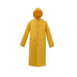 Yellow Heavy Weight Rain Coat