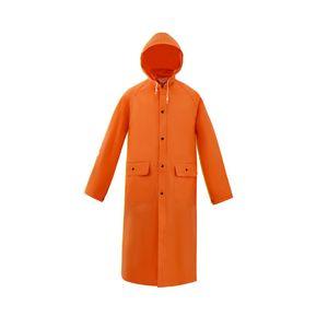 Orange Heavy Weight Rain Coat